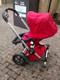 Bugaboo Frog (red)