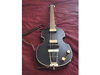 Hofner Bass Guitar HC500/1 Contemporary Series
