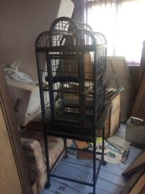 Bird/Parrot Cage - Great Condition