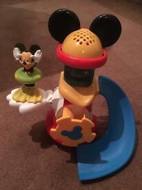 Two bath toys Used