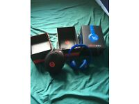 Beats by Dr. Dre Solo 2 Wired Headphones Blue