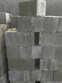 Over 100 breeze blocks in very good conditioned.