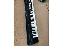 YAMAHA NP30 portable grand piano / keyboard - with pedal