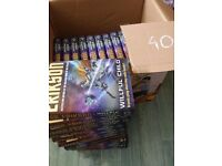 40x Willful Child by Steven Erikson (Hardback, 2014)