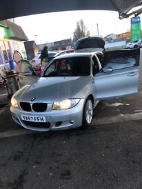 BMW 1 series 116i MSport 1.6 petrol 122bhp