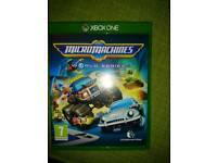 Xbox one game. Micro machines