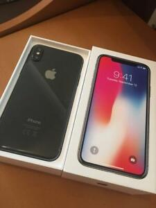 Iphone X 64gb Space Grey Brand New Never Used W/ 1 Year Full Apple Warranty Spring Welcome Deal