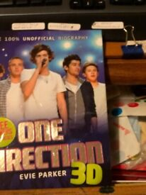 THE 100th UNOFFICIAL BIOGRAPHY OF ONE DIRECTION