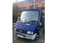 Iveco Daily Mark2 Partially converted motorhome