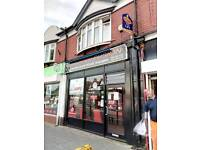 Fully fitted out takeaway to let in Gatley rare opportunity in the centre of the village