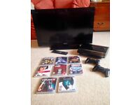 Sony Bravia HD Ready Flat Screen TV + PS3+Games (Backward Compatible)