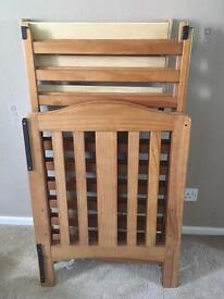 COT - good condition, assembly parts included