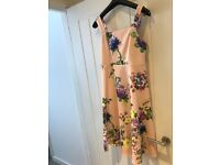 Size 10 maternity dress, brand new. Tags still on. Pastel colours