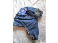FC Barcelona Fur Hat