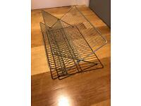 Idea Drying rack for dishes