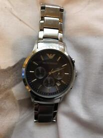 Emporio Armani Watch (read description)