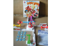 (Loopin' Louie) Swooping, Looping, Chicken chasing fun. By MB board games. Excellent & Complete.