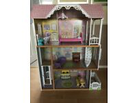 Kid Kraft large dolls house