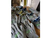 12 pairs 4 £10 Mapa high cut resistant gloves all sizes available