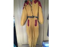 Ladies ski suit