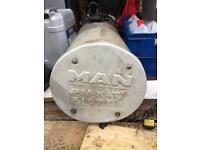 MAN TRUCK LORRY EXHAUST