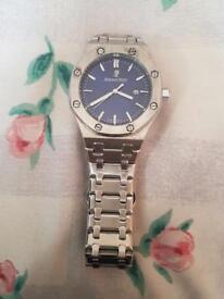A-P men's silver colour watch
