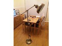 brand new fully adjustable sanding brass lamp