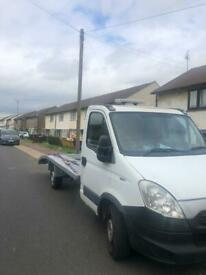 CHEAP 24/7 BREAKDOWN RECOVERY TOWING TRUCK OR JUMP START SERVICE CARS VANS 4X4 UK AND EUROPE