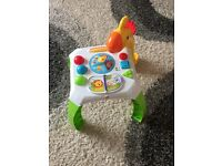 Fisher Price activity table / mint condition