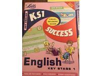 KS1 maths/science/English revision guides
