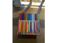 Roald Dahl book collection - lovely set