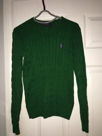 Ralph Lauren knitted jumper