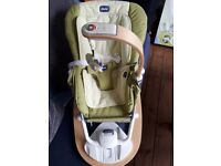 Chicco I-feel rocking cradle with MP3