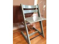 Stokke Tripp Trapp Chair & Harness