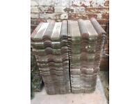 70 x reclaimed Sandtoft Roof Tiles