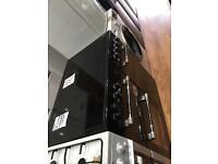 Leisure Range Electric Cooker 900cm Black Free DeliveryFit Uplift 1 YearWarranty