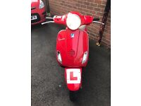 Vespa lx 125 speedy, cheap, great condition for age