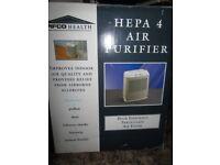 Hepa 4 Air purifier/deioniser Pifco