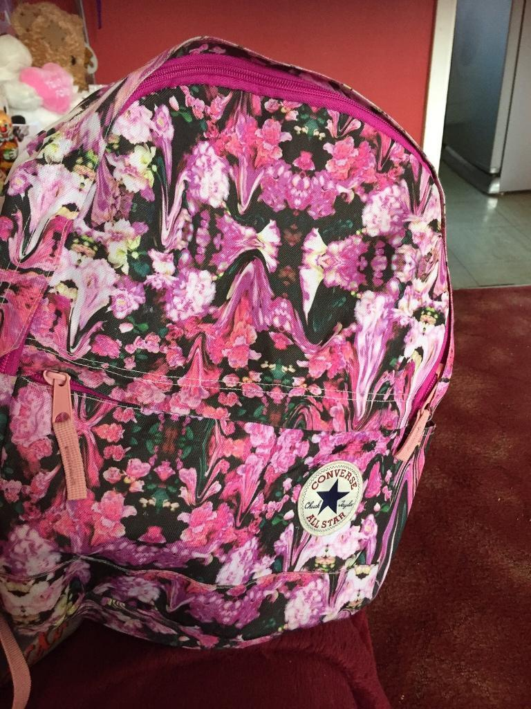 Converse Backpack In Lincoln Lincolnshire Gumtree Pink