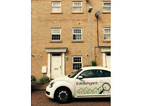 Top floor of town house near Huntingdon available to NOW