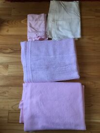 Assorted Baby Girls Bedding