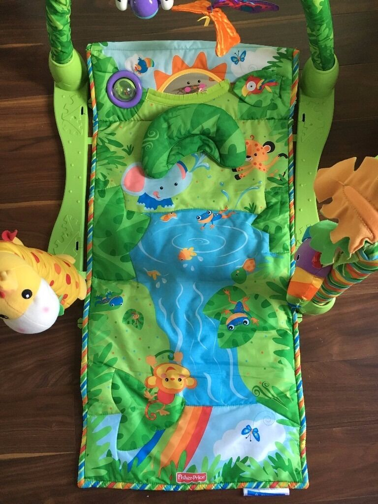 Fisher Price baby mat Excellent condition !