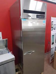 New Commercial Refrigerator - Lower Price b/c of a scratch / dent