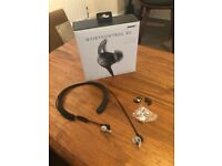 Bose QuietControl 30 in-ear active cancelling headphones