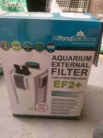 Fish tank equipment