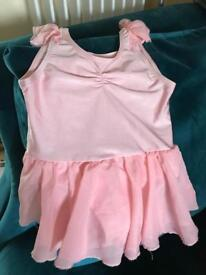 Girls ballet/gymnastic costumes