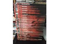Serial killers DVDs complete with books