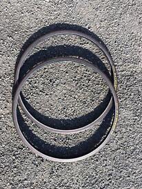 Continental Gatorskin Tyres (PAIR) - 25mm