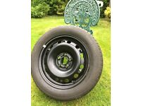 Brand new 195/55 R15 85 H Tyre and Rim
