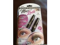 Max Lash 2 Piece Kit